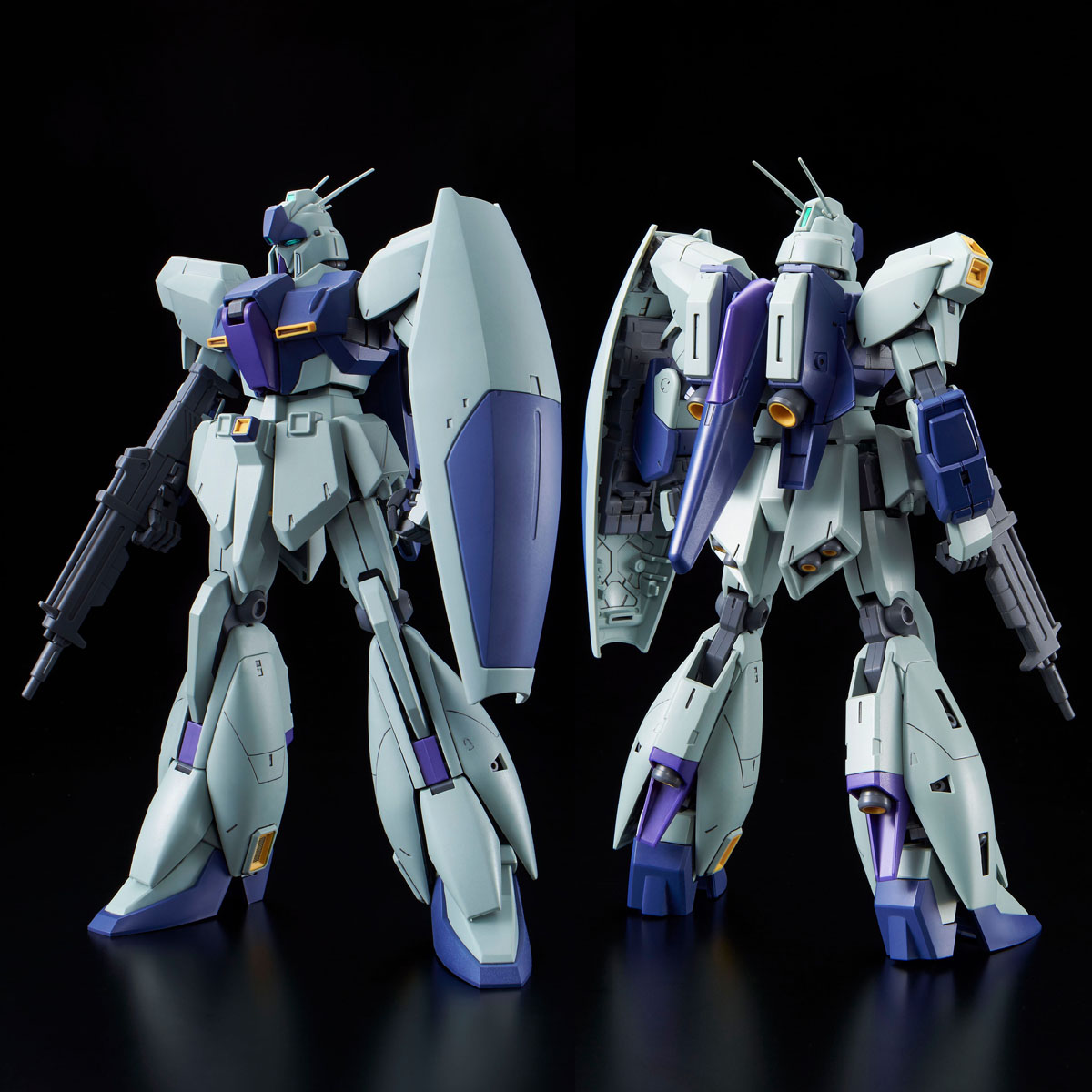 MG 1/100 Re-GZ (UNICORN Ver.)