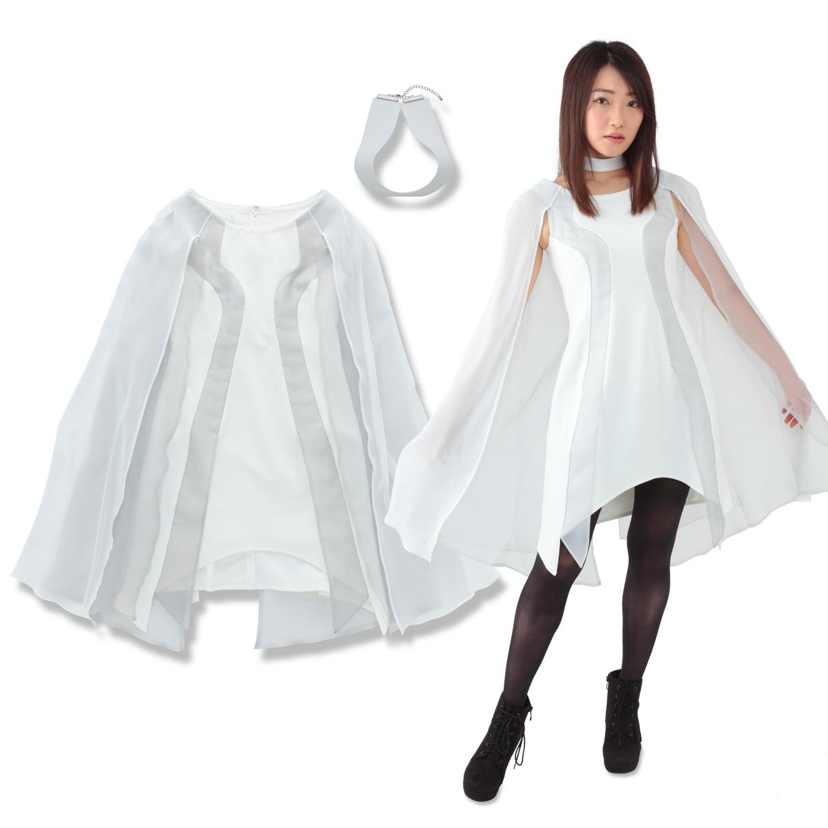 KAMEN RIDER ZI-O Cosplay One-piece dress (Tsukuyomi)