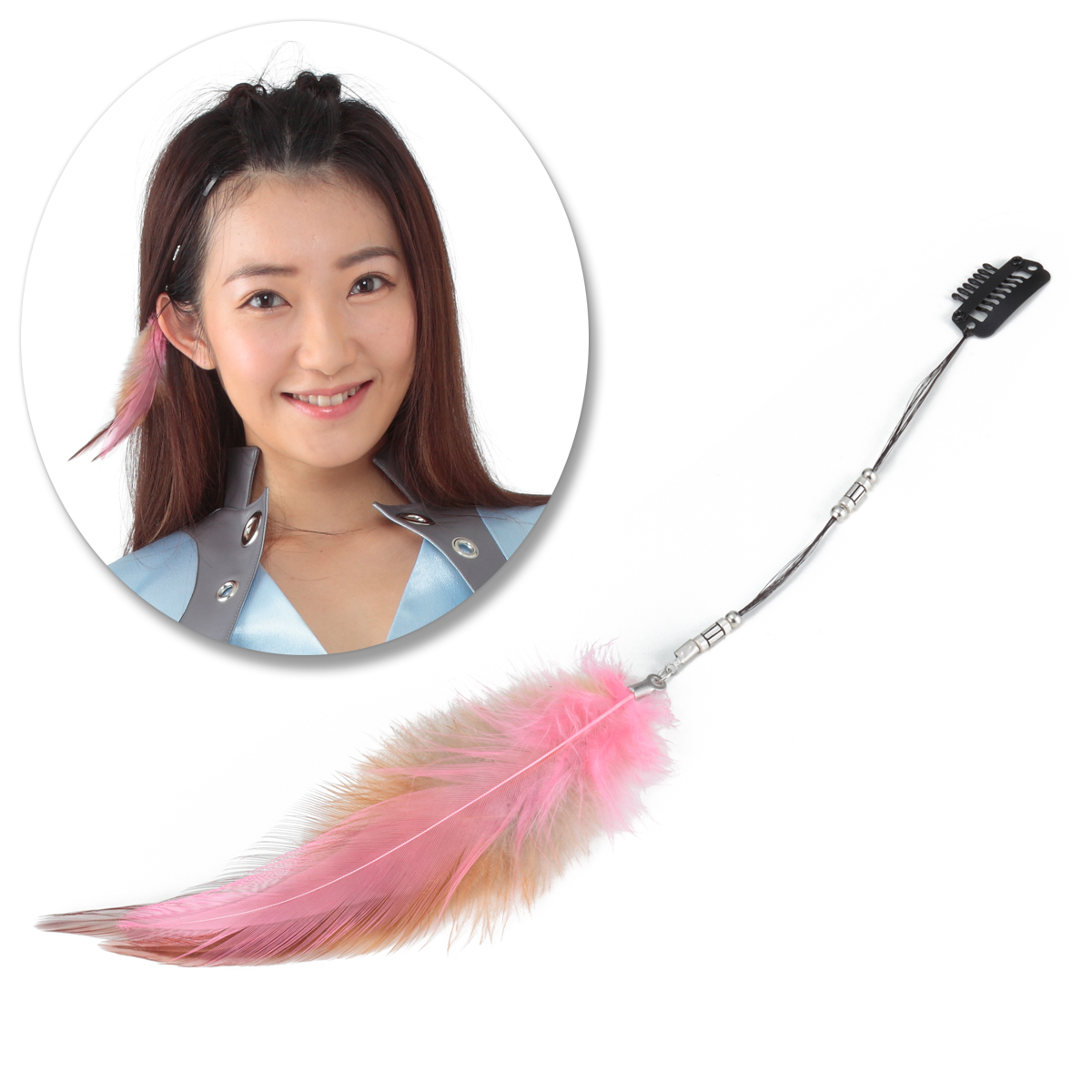 KAMEN RIDER ZI-O Cosplay Hair ornaments