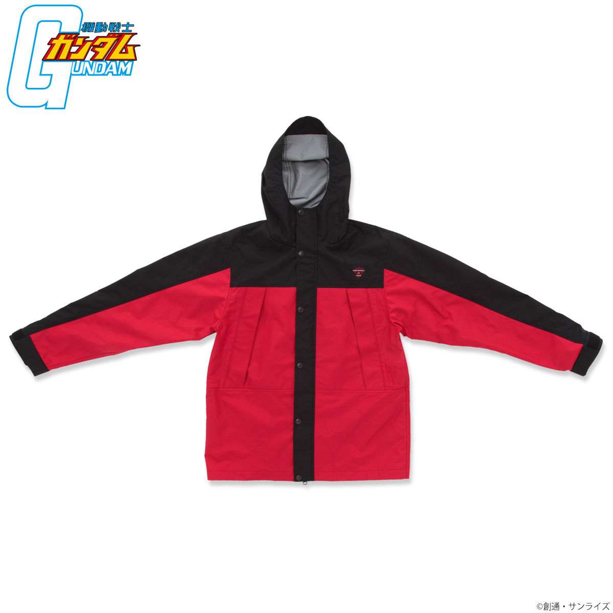 Mobile Suit Gundam MOUNTAIN HOODIE