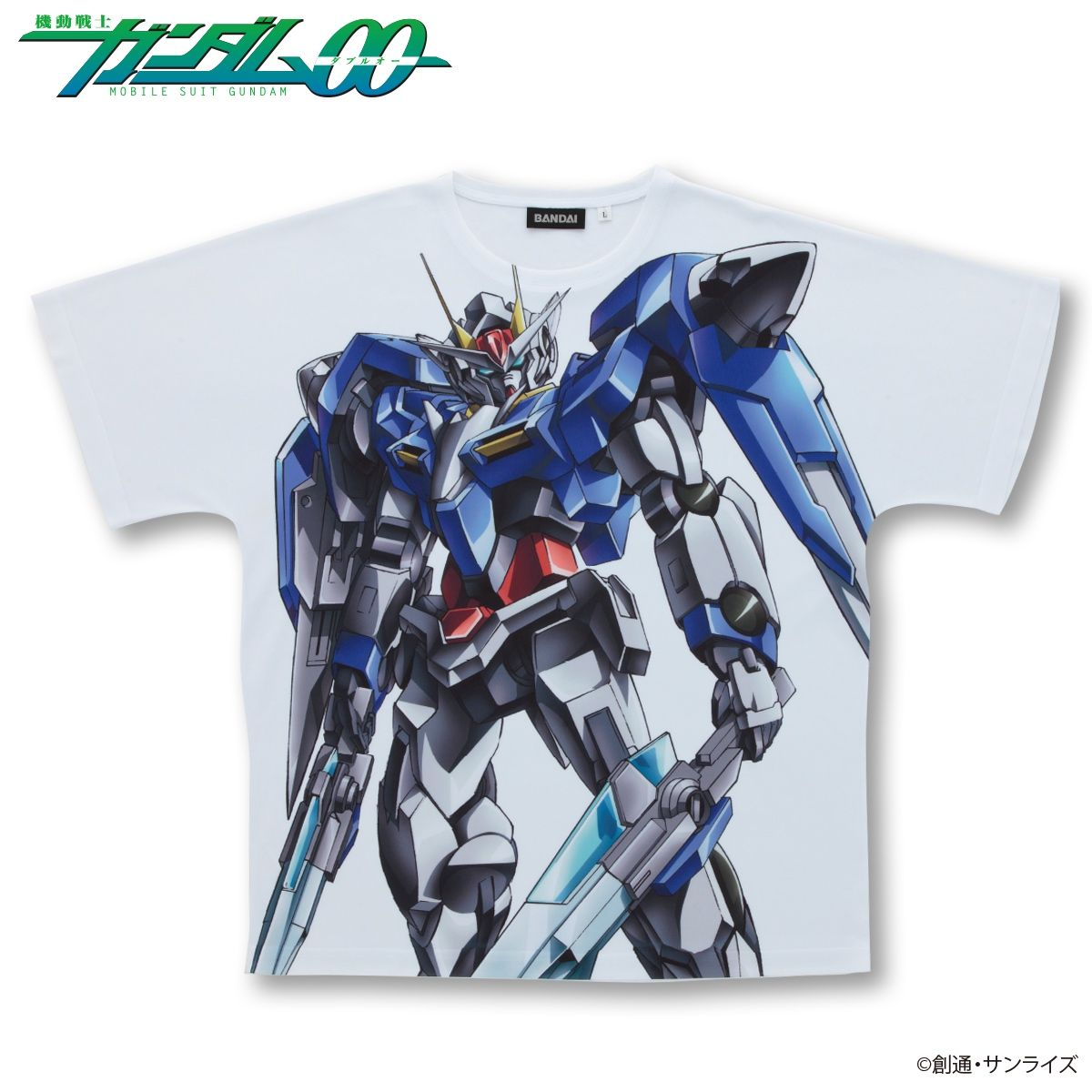 Mobile Suit Gundam 00 Full panel Tshirt Series No3