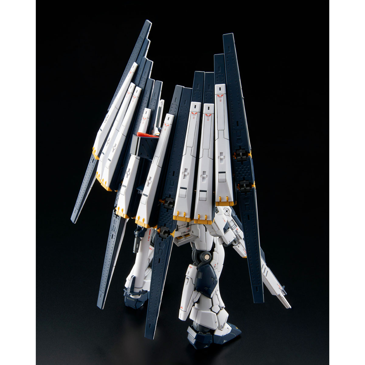 RG 1/144 EXPANSION PARTS for ν GUNDAM DOUBLE FIN FUNNEL CUSTOM UNIT [Jan 2020 Delivery]