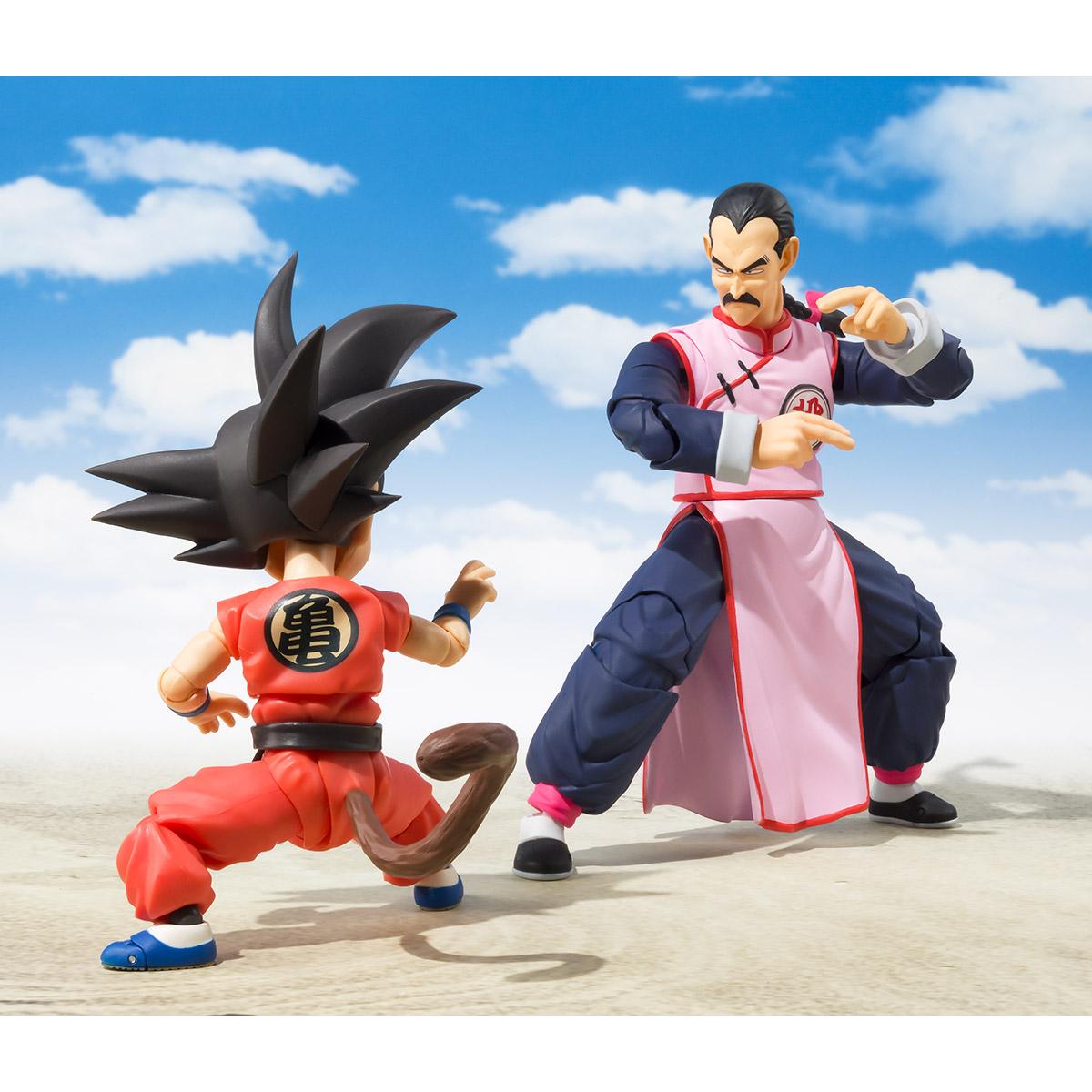 Bandai S.H Figuarts Dragon Ball Tao Pai Pai