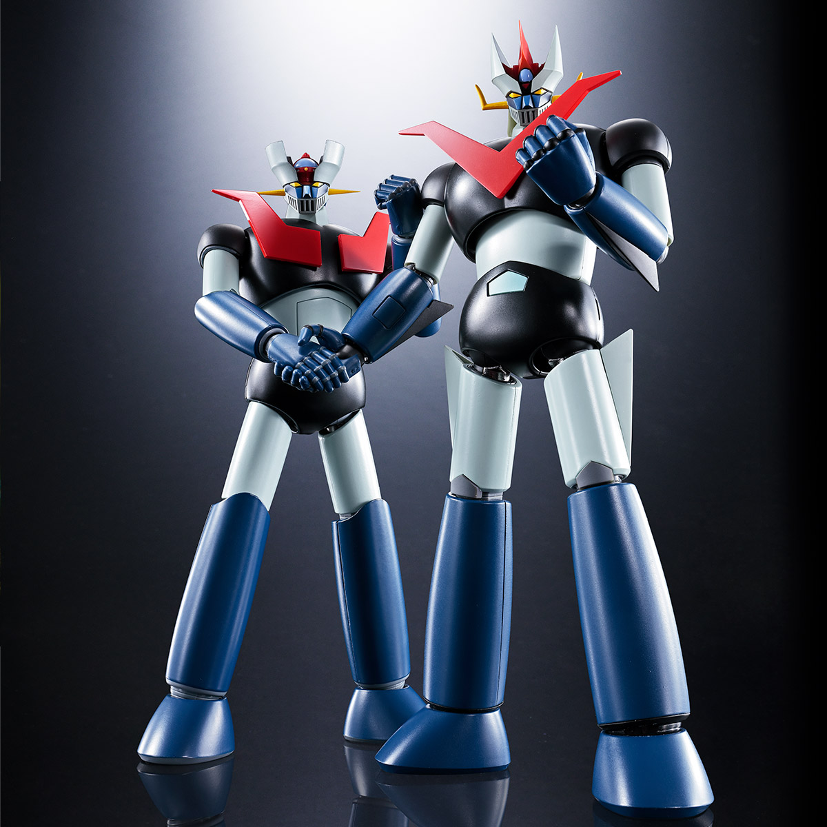 SOUL OF CHOGOKIN GX-73SP GREAT MAZINGER D.C. Anime Color Version
