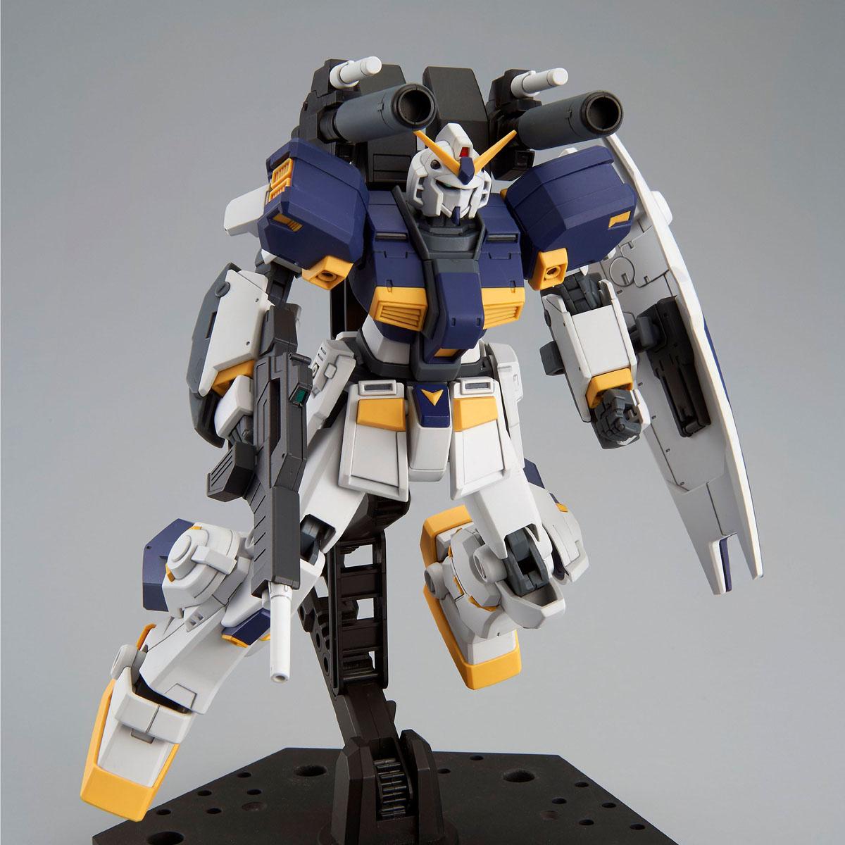HG 1/144 GUNDAM G06 (MUDROCK) [Aug 2021 Delivery]