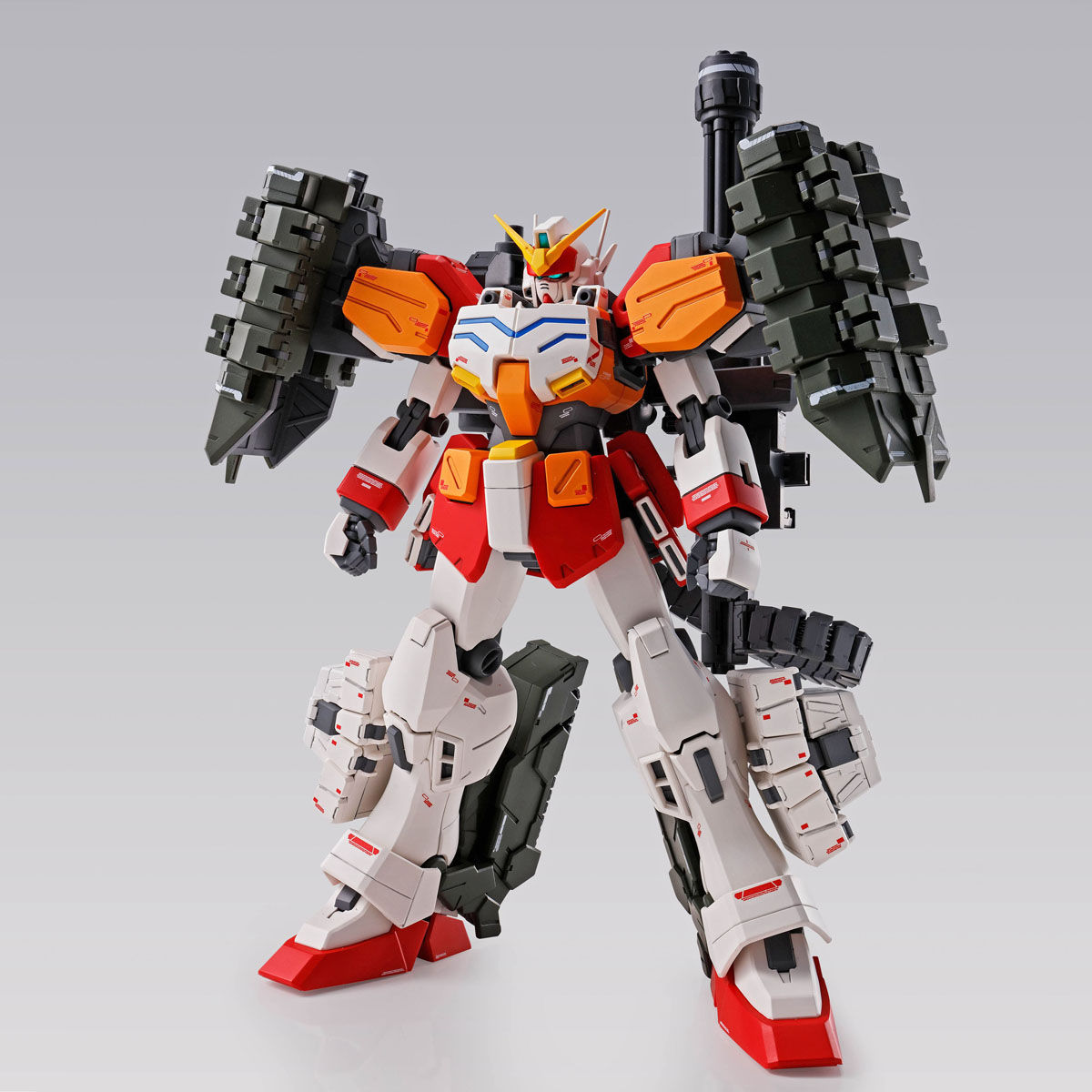 MG 1/100 GUNDAM HEAVYARMS EW (IGEL UNIT) [Nov 2020 Delivery]