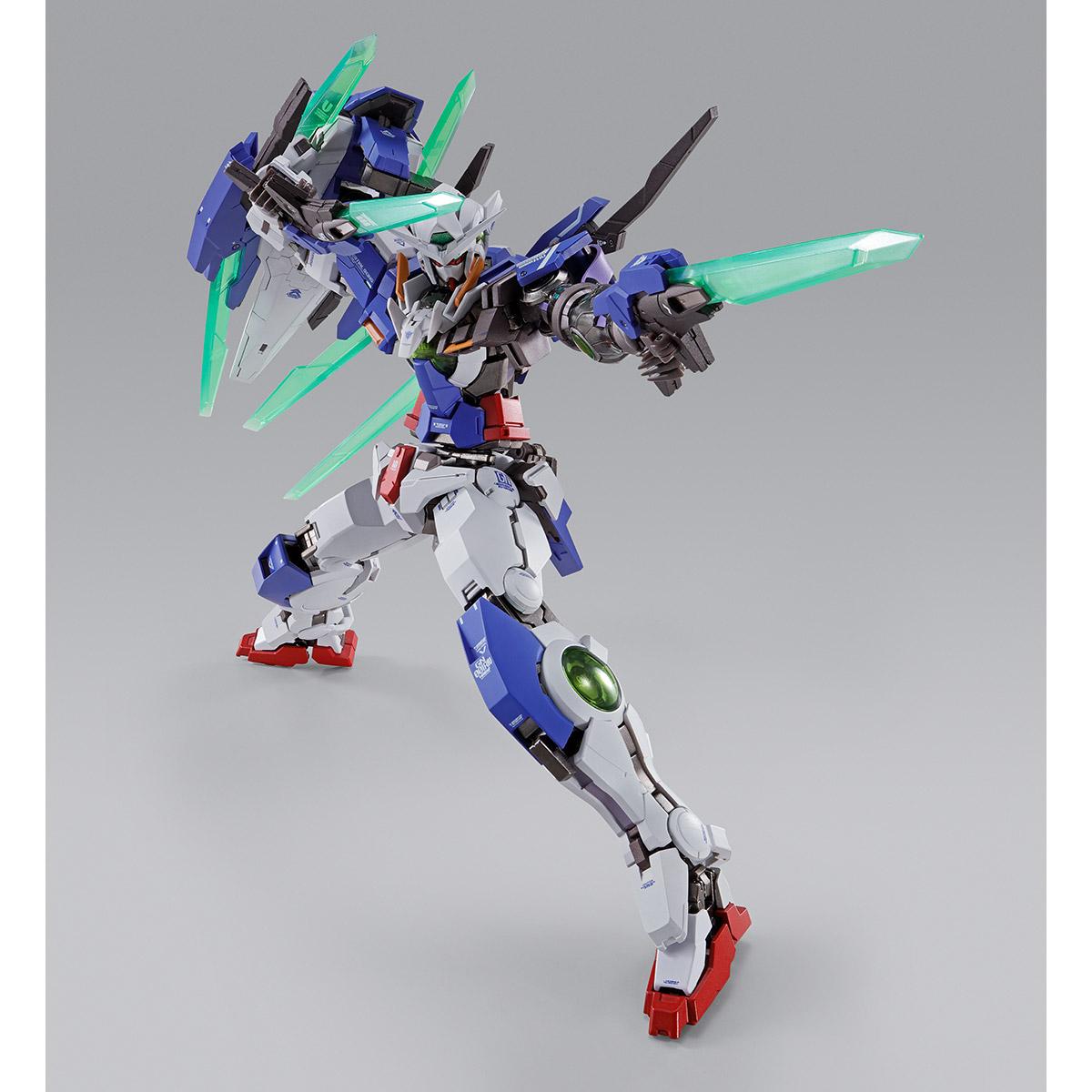 BANDAI METAL BUILD Gundam Exia Repair IV NEW