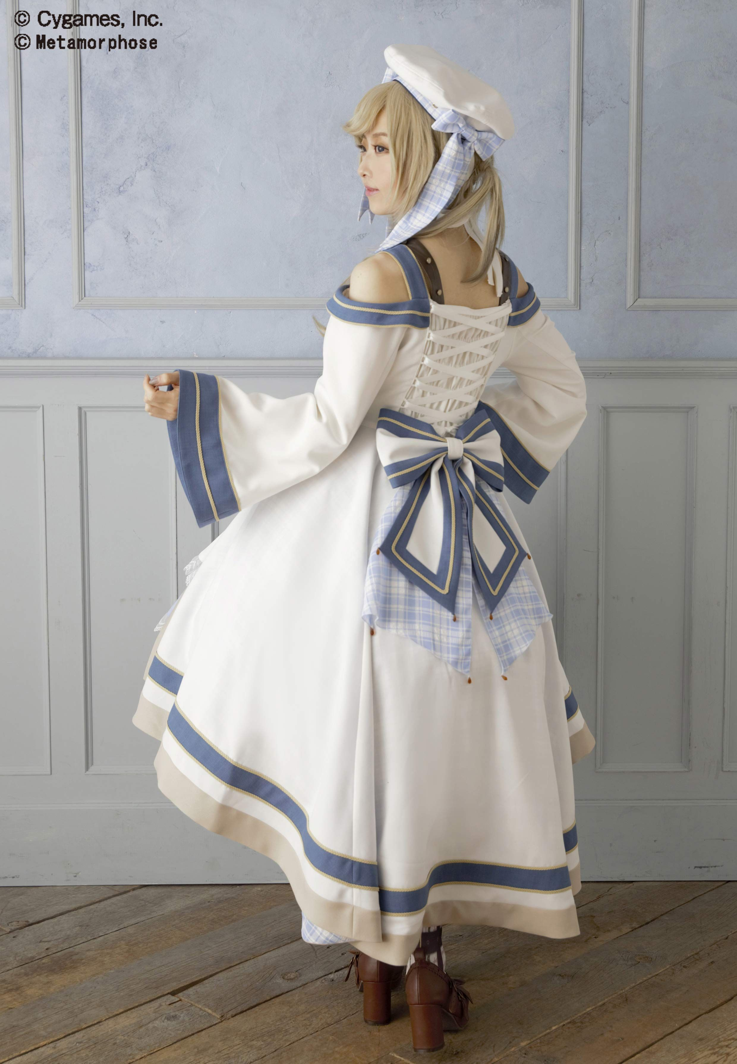 GRANBLUE FANTASY Cucouroux Corset Coat