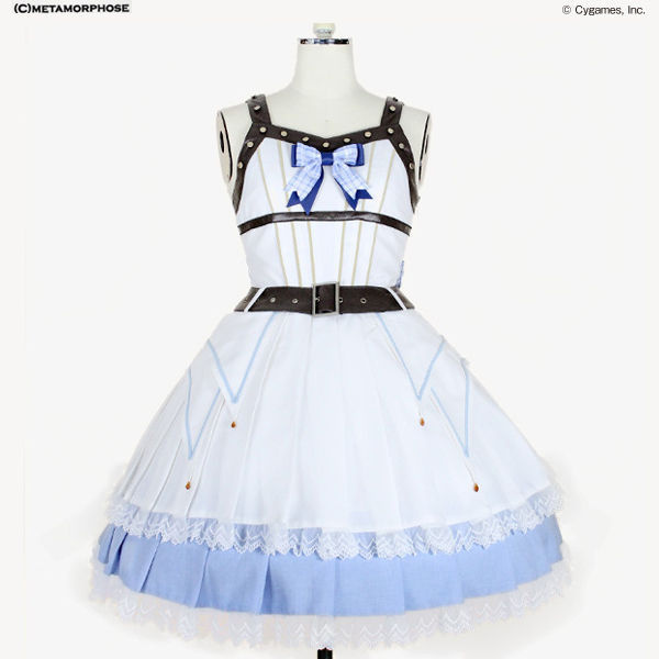 GRANBLUE FANTASY Cucouroux Dress with Garter Belt