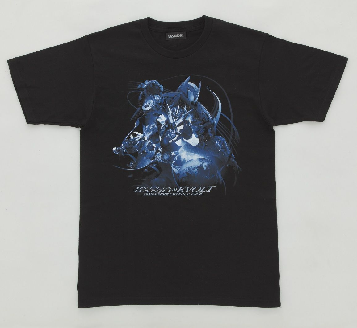 Build NEW WORLD: Kamen Rider Cross-Z  T-shirt