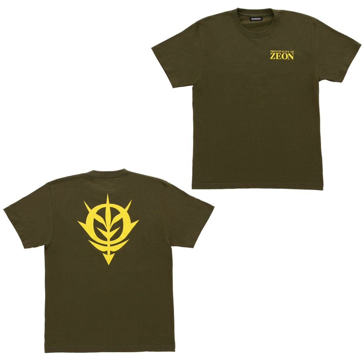 Mobile Suit Gundam Zeon T-shirt