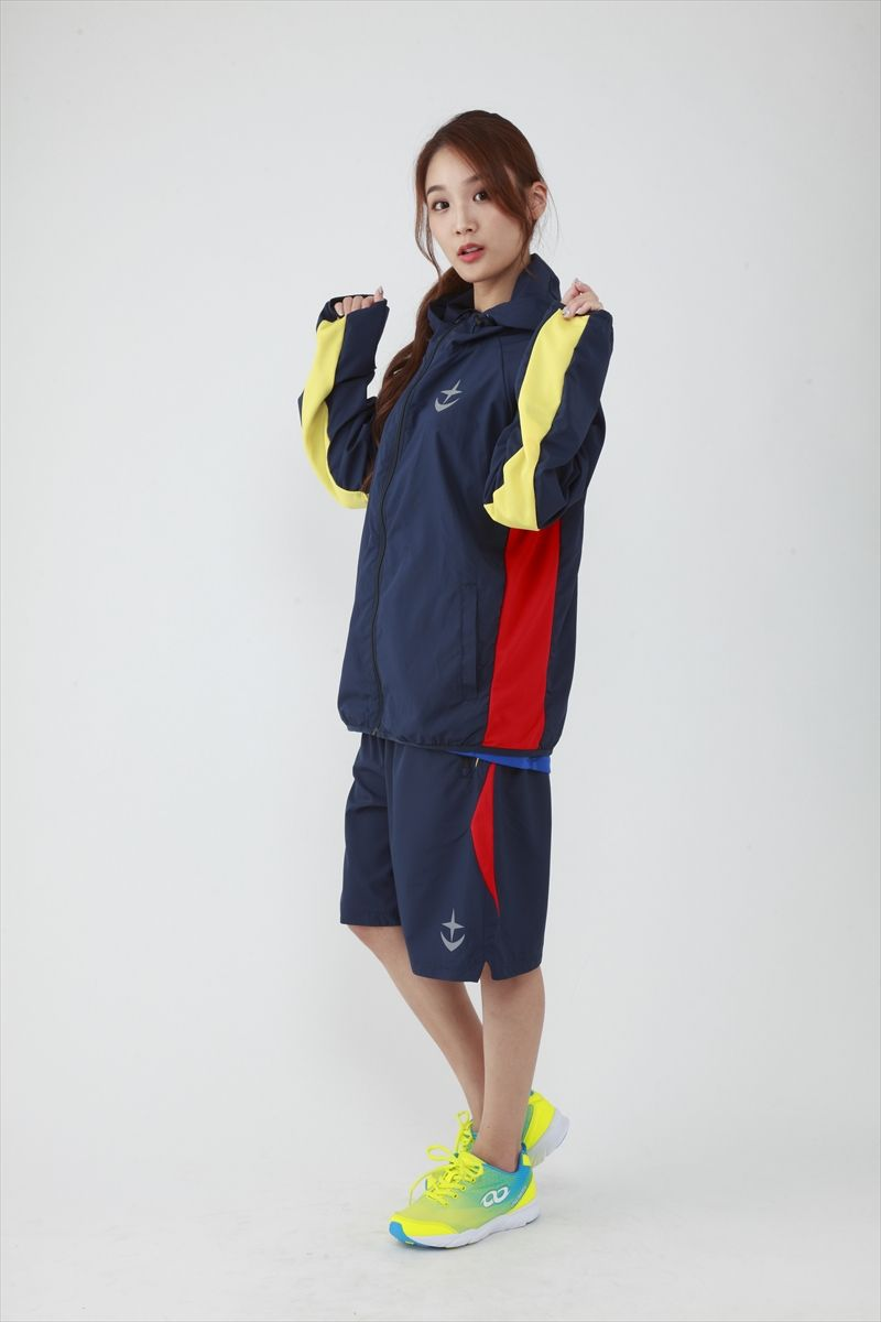 Mobile Suit Gundam Sportswear - Shorts