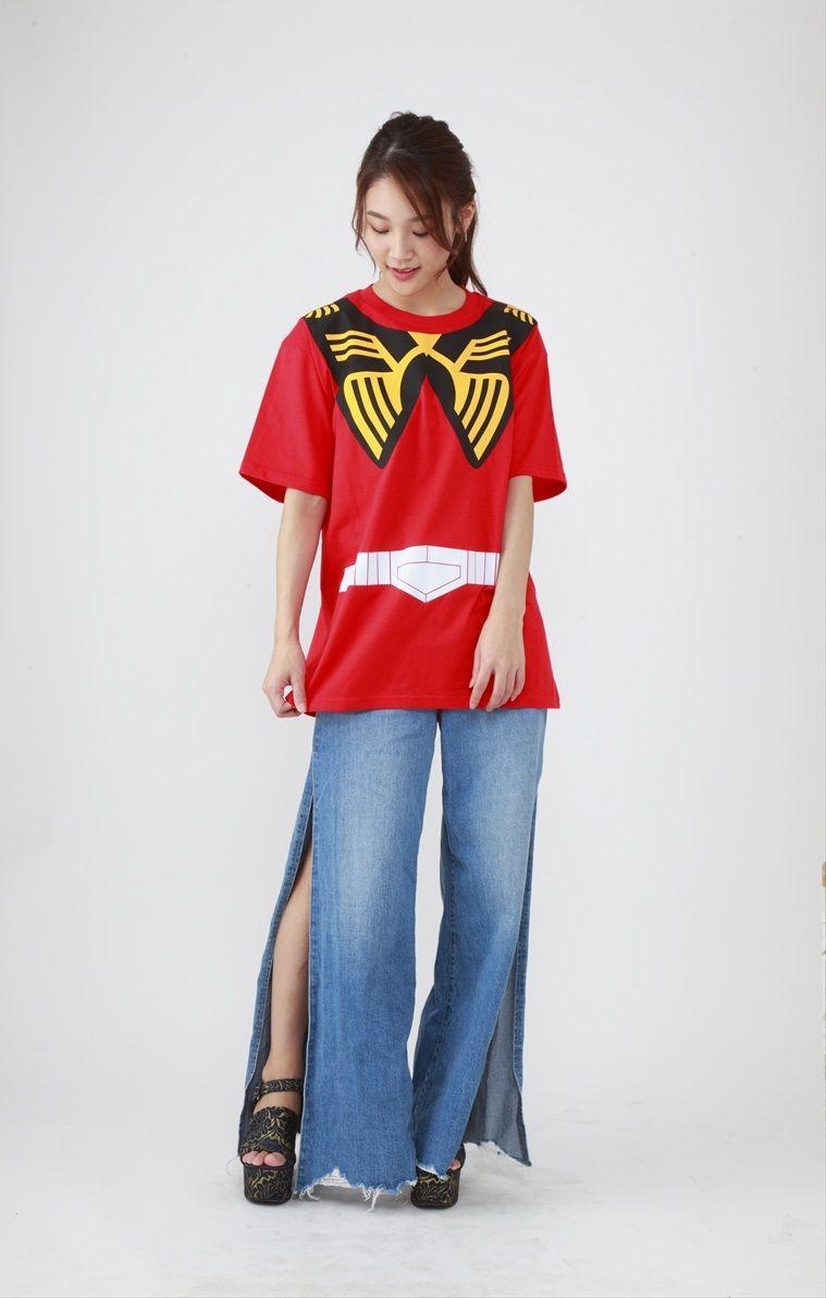 Mobile Suit Gundam Uniform T-shirt