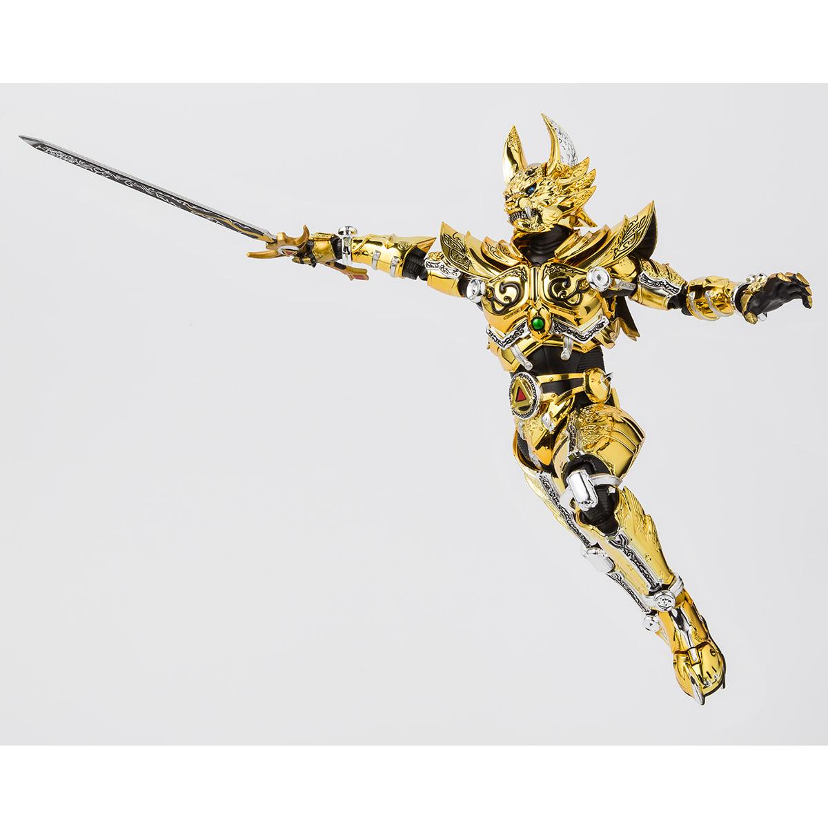 SAEJIMA RAIGA OUGONKISHI GARO BANDAI Premium S.H.Figuarts SHINKOCCHOUSEIHOU