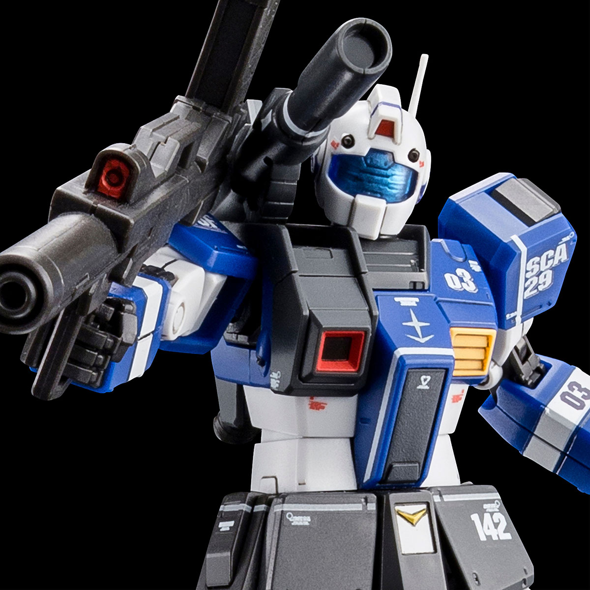 HG 1/144 GM CANNON (with ROCKET BAZOOKA) [Dec 2020 Delivery]