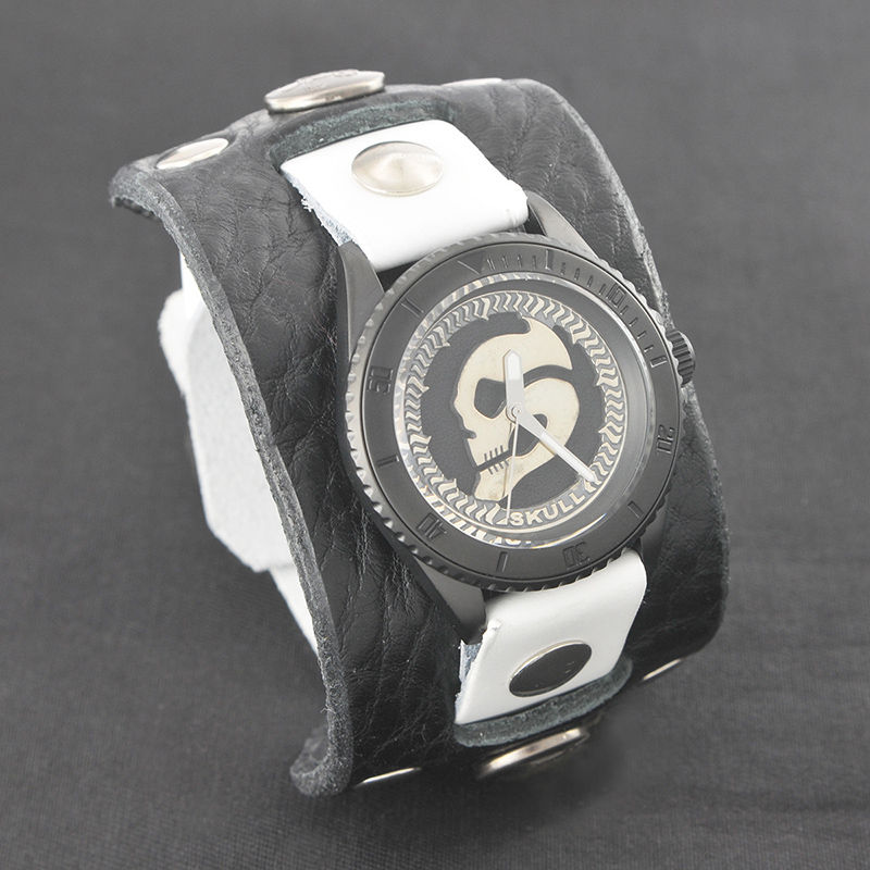 Kamen Rider Skull Wristwatch Black Model