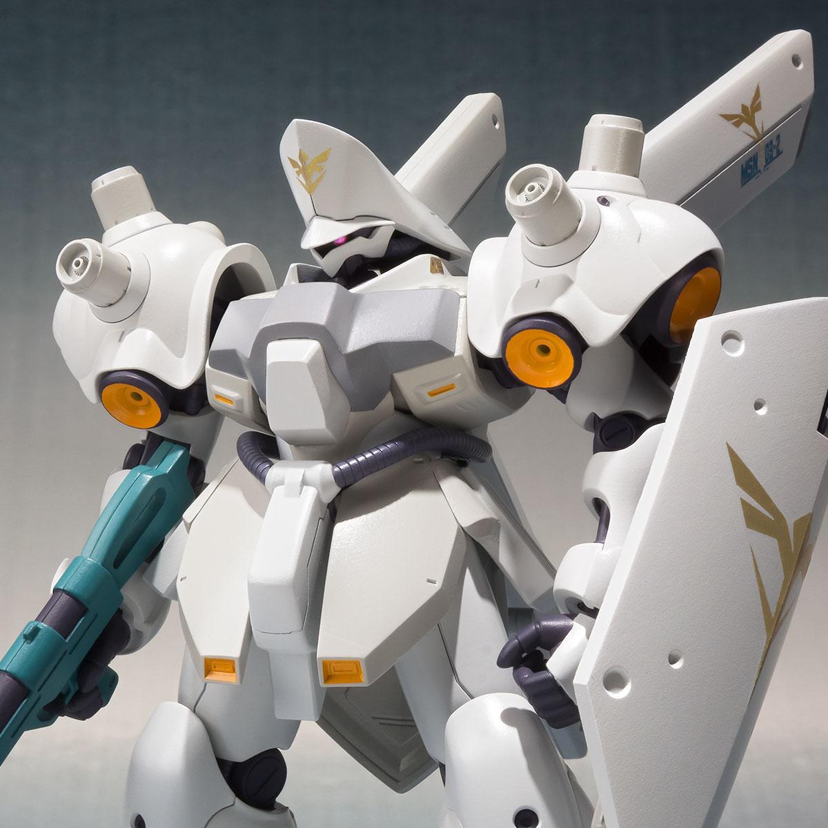 BANDAI Premium Robot Spirit SIDE MS Psycho Doga Action Figure