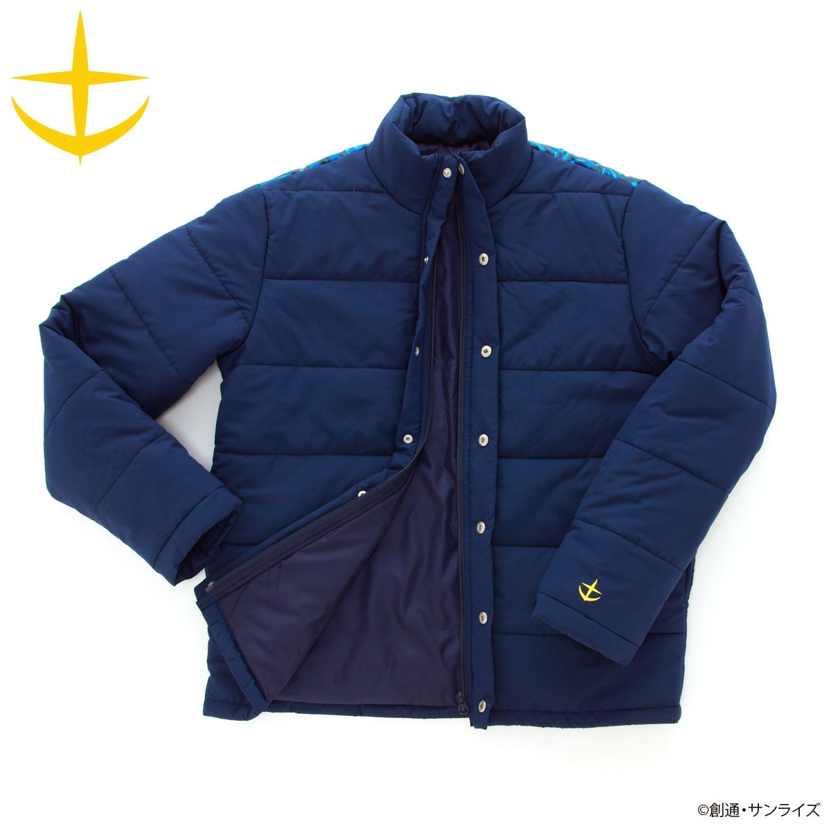 Mobile Suit Gundam Earth Federation Space Force Jacket
