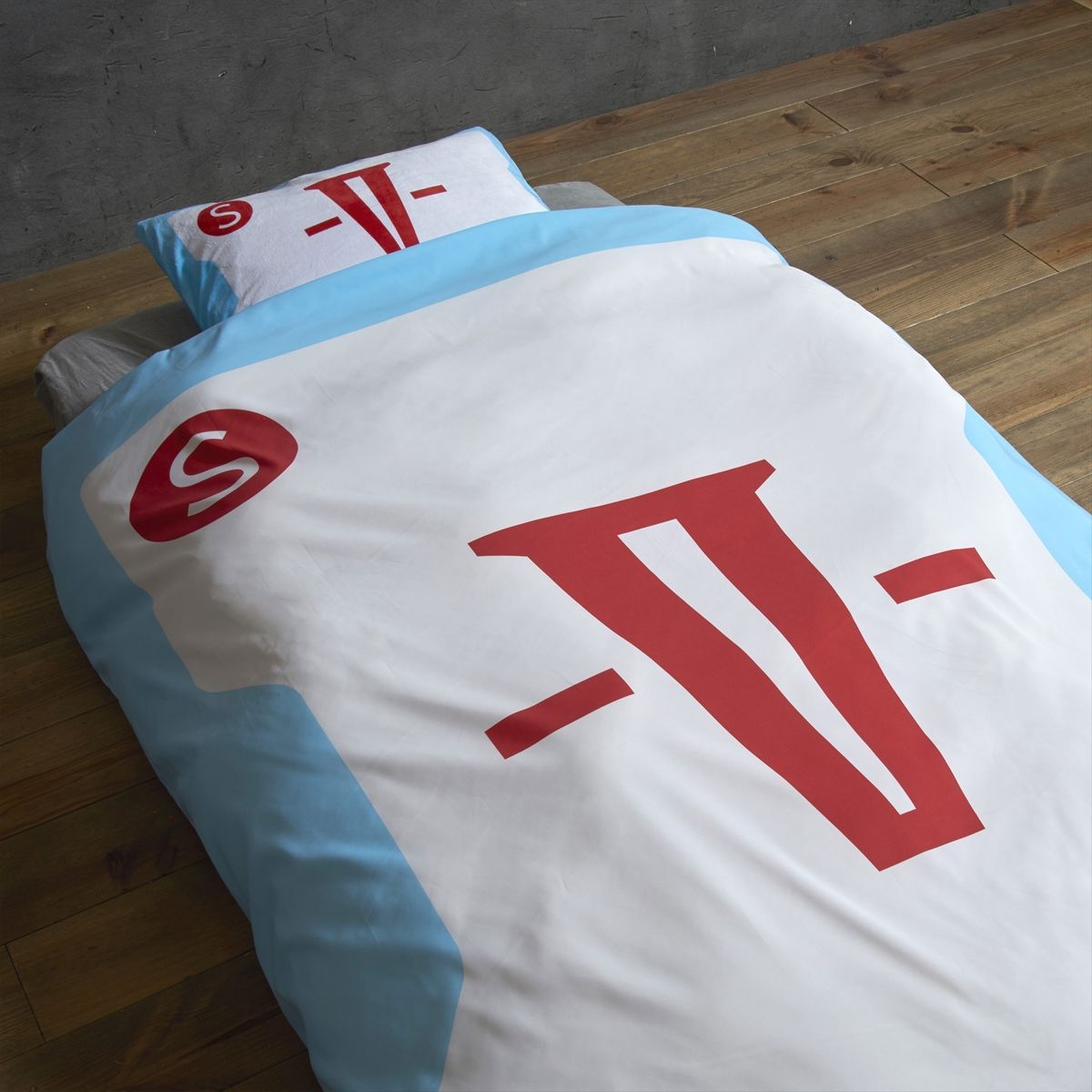 Mobile Suit Gundam Operation V Duvet Cover Set