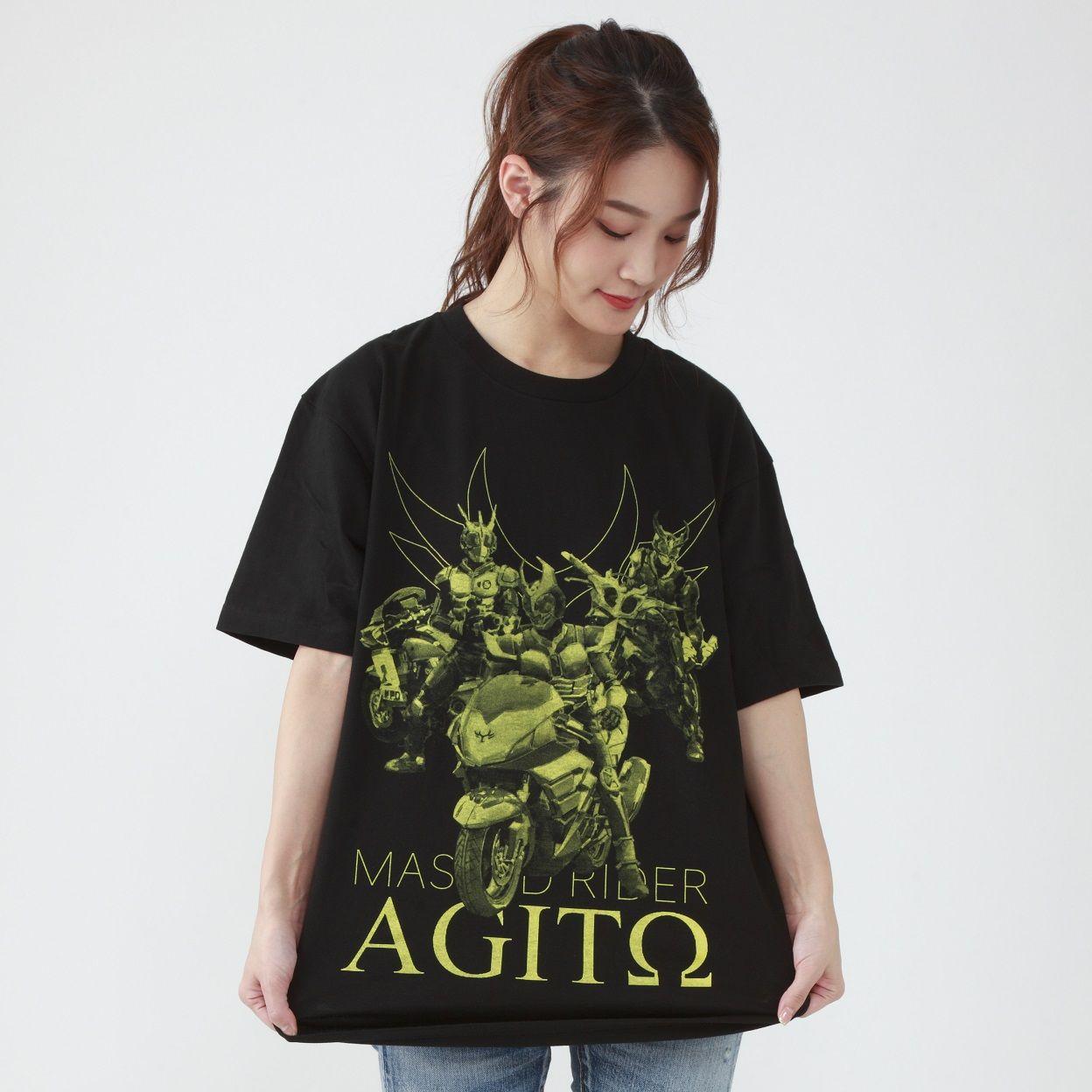 Yoshihito Sugahara Project Kamen Rider Agito T-Shirt
