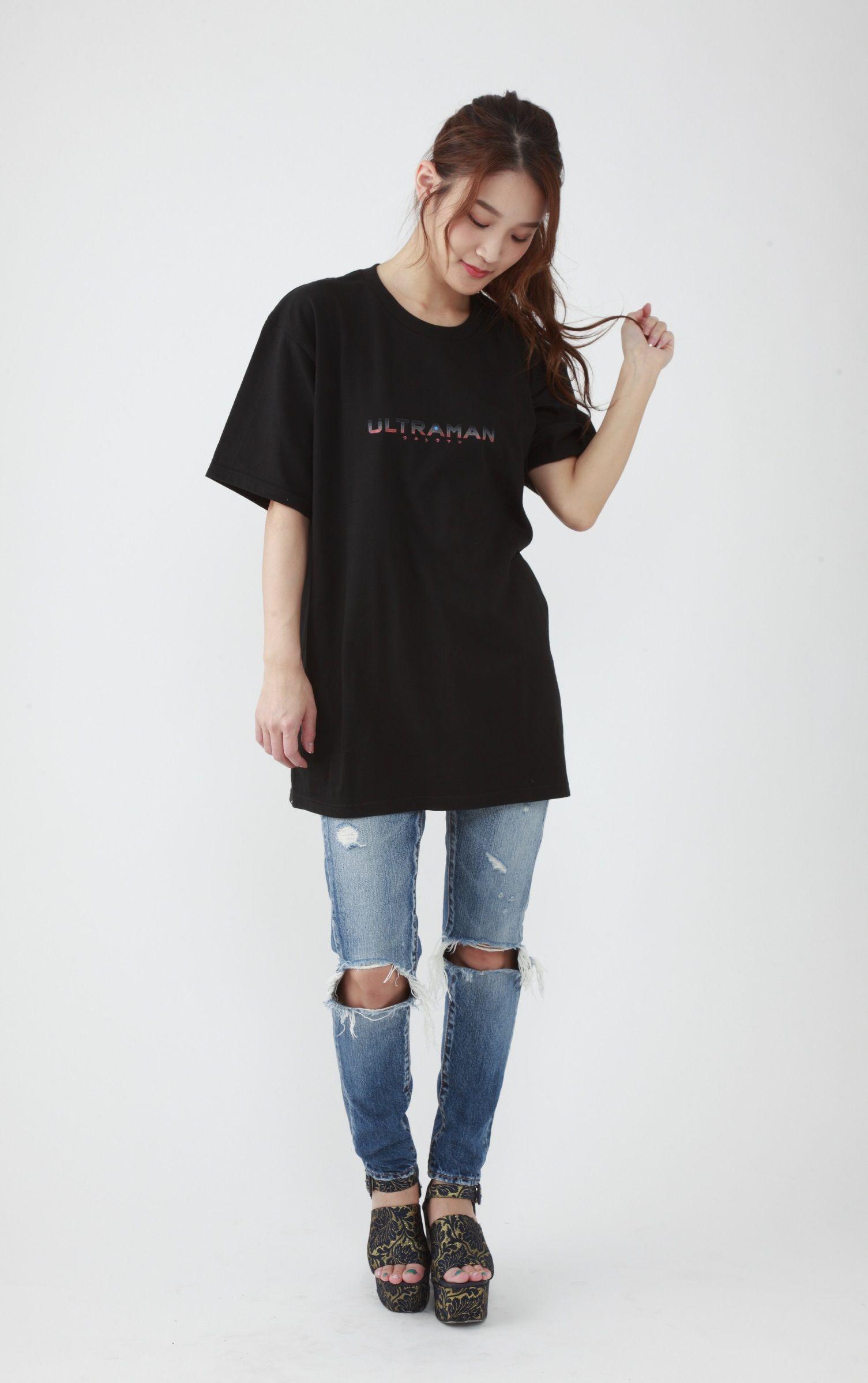 ULTRAMAN T-shirt - Title Logo ver.