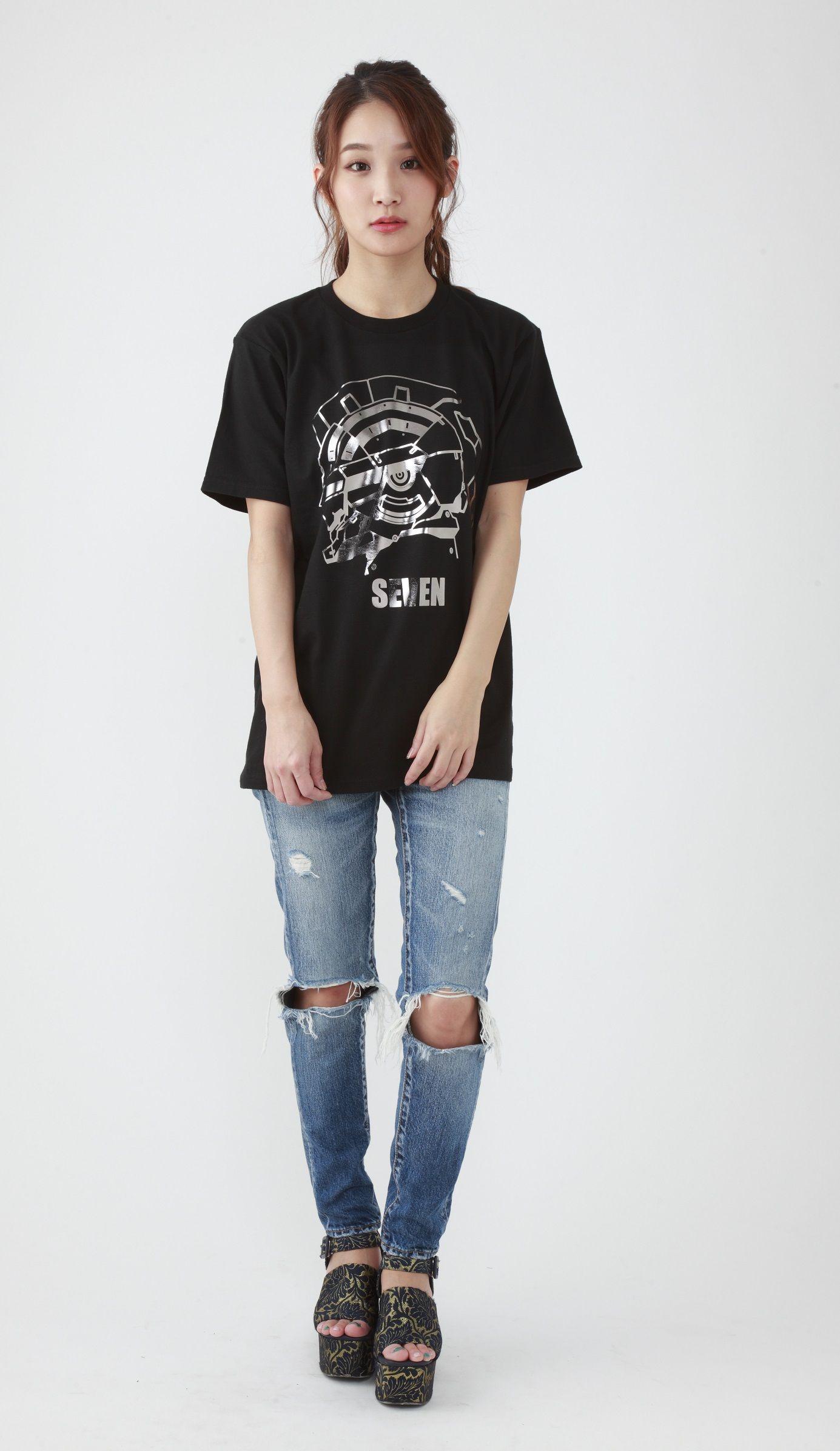 ULTRAMAN T-shirt - Seven ver.