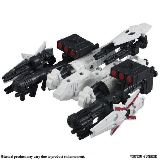 MOBILE SUIT ENSEMBLE EX13 FULL ARMOR UNICORN (REDver.)