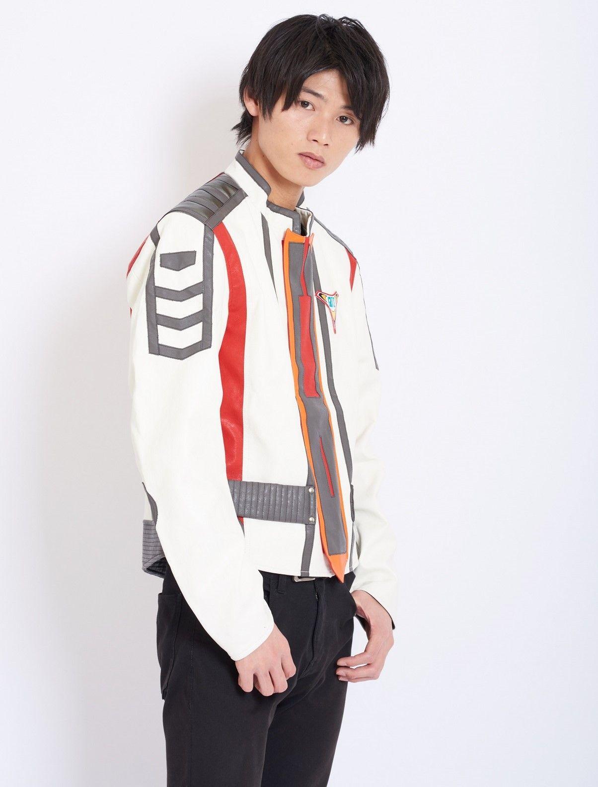 Ultraman Tiga GUTS Uniform Jacket