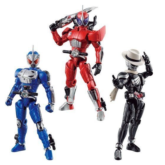 SO-DO CHRONICLE SO-DO KAMEN RIDER-W  UNDER A/S WILL, IT NEVER STOP