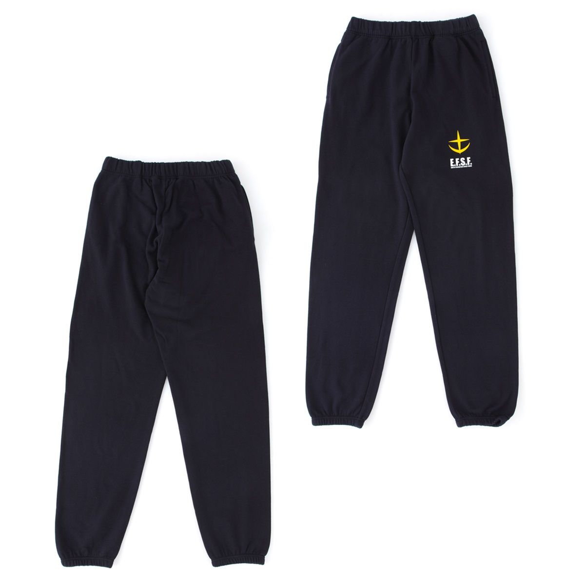 Mobile Suit Gundam Earth Federation Space Force Workout Pants