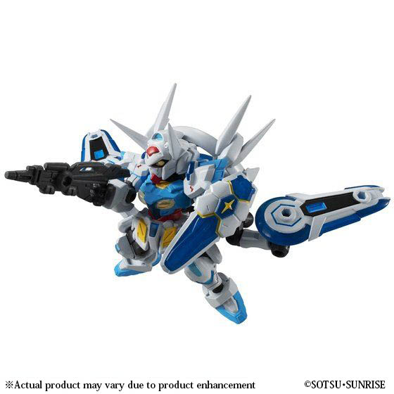 MOBILE SUIT ENSEMBLE EX16 G-SELF PERFECT PACK