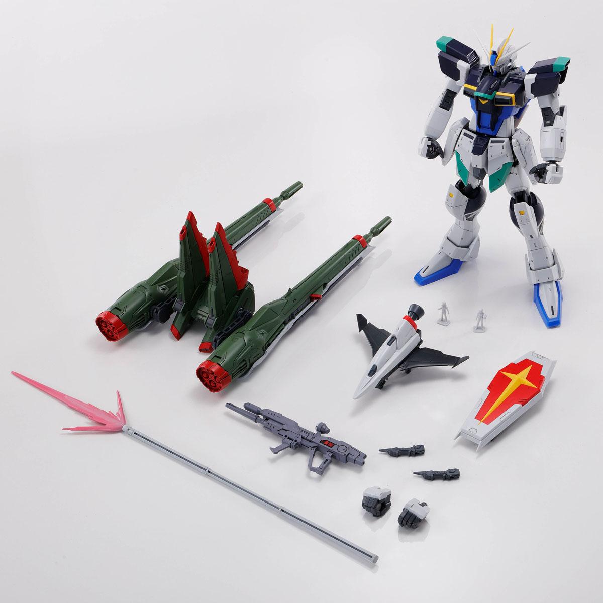 MG 1/100 BLAST IMPULSE GUNDAM [Mar 2020 Delivery]