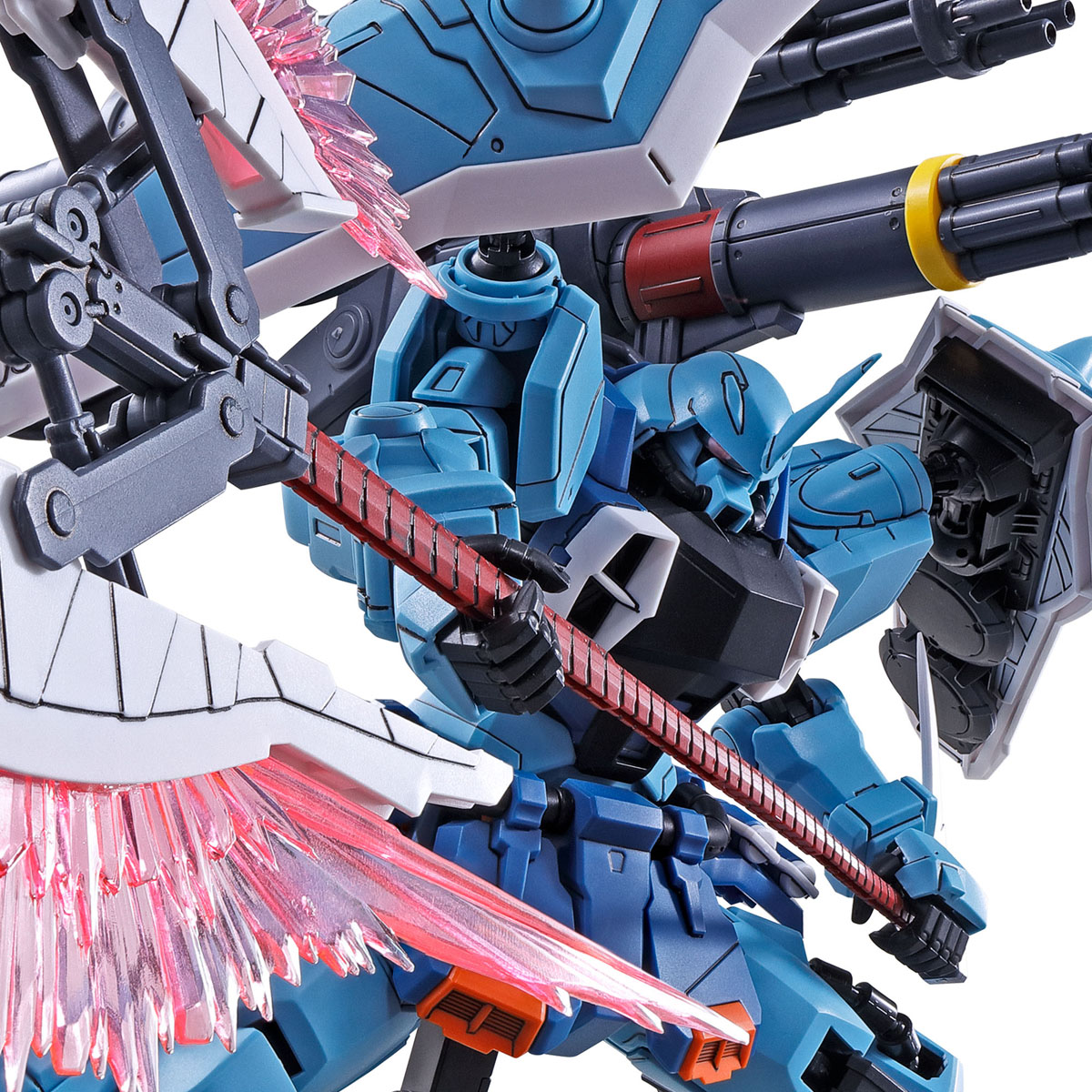 MG 1/100 SLASH ZAKU PHANTOM (YZAK JULE CUSTOM) [Jun 2020 Delivery]
