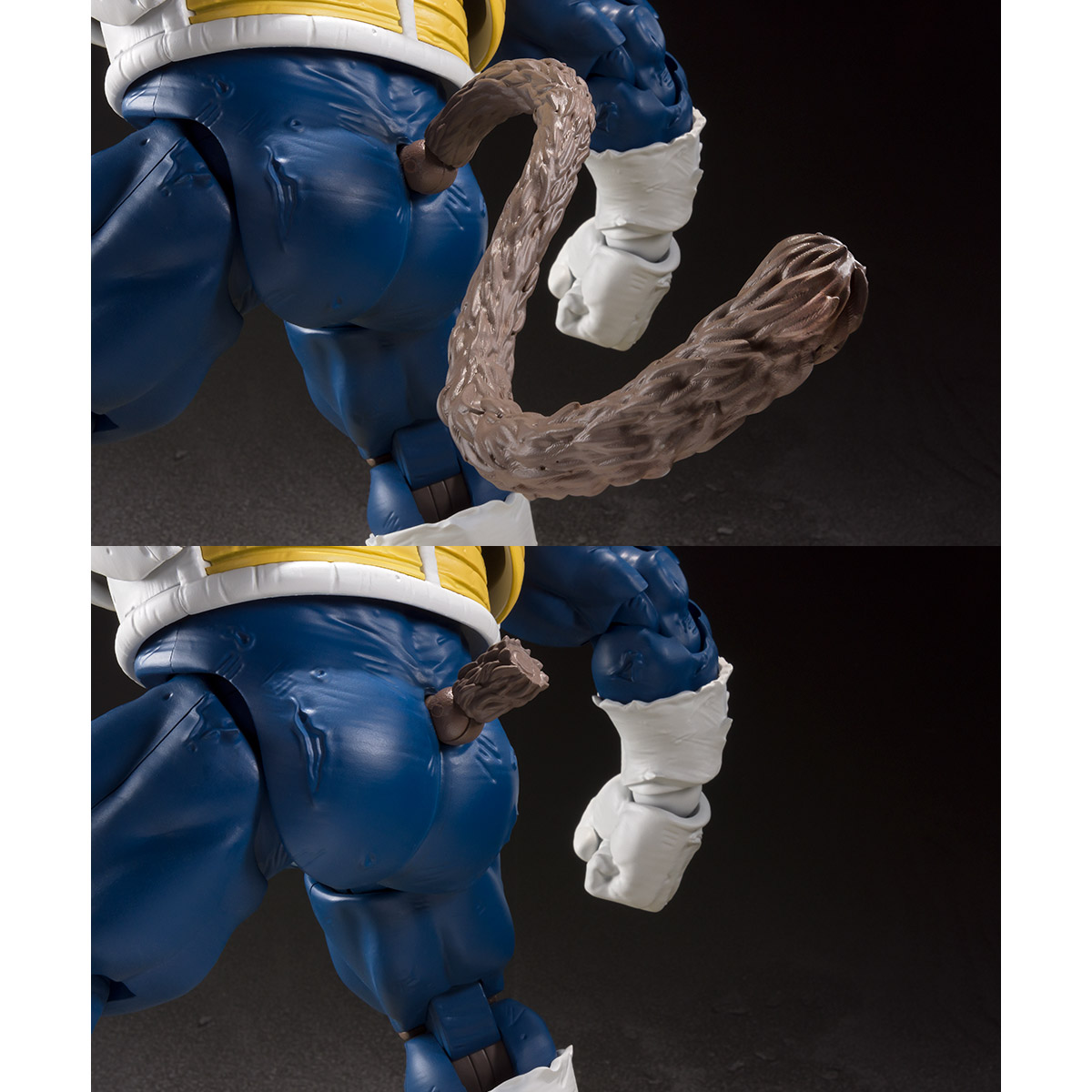 S.H.Figuarts GREAT APE VEGETA
