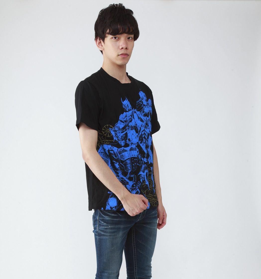 Yoshihito Sugahara Project Kamen Rider Gaim T-shirt