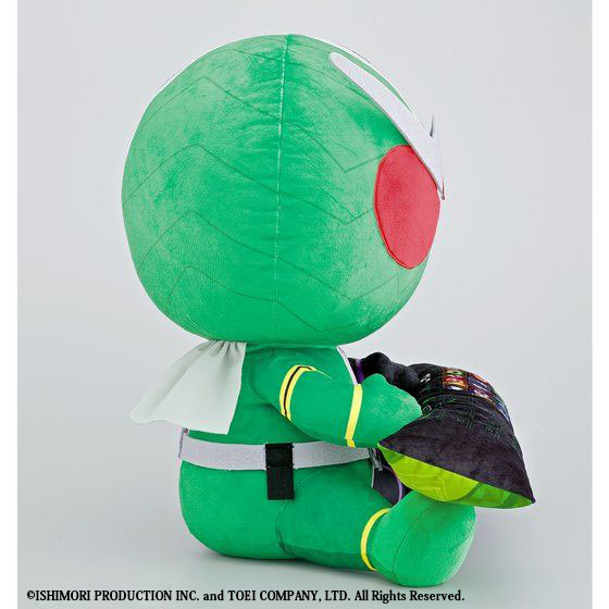 PC CUSHION KAMEN RIDER W