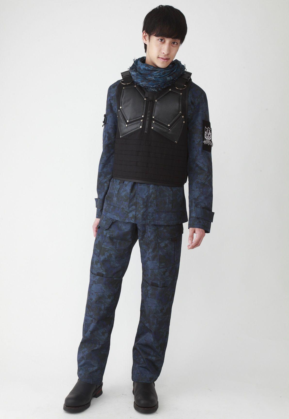 A.I.M.S. SQUAD Pants—Kamen Rider Zero-One