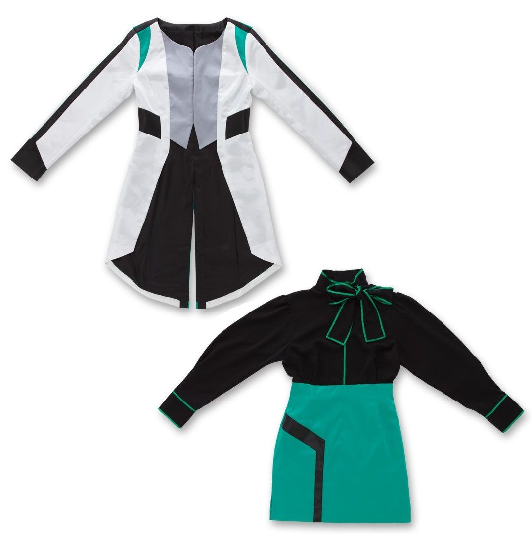 Izu's Costume—Kamen Rider Zero-One