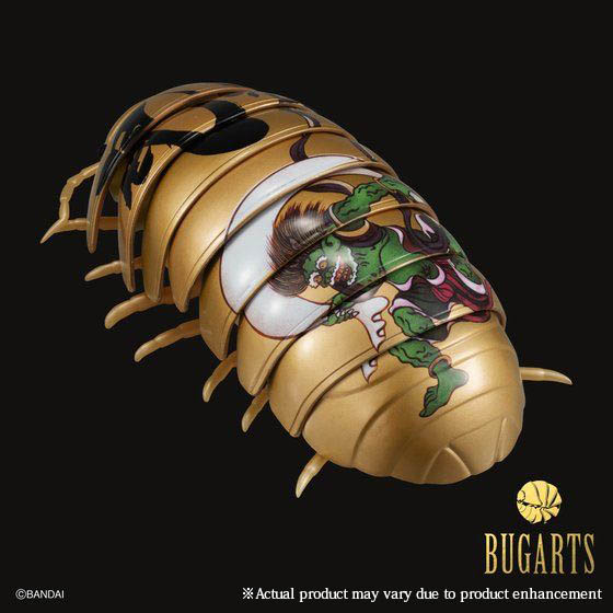 BUGARTS Wind God and Thunder God