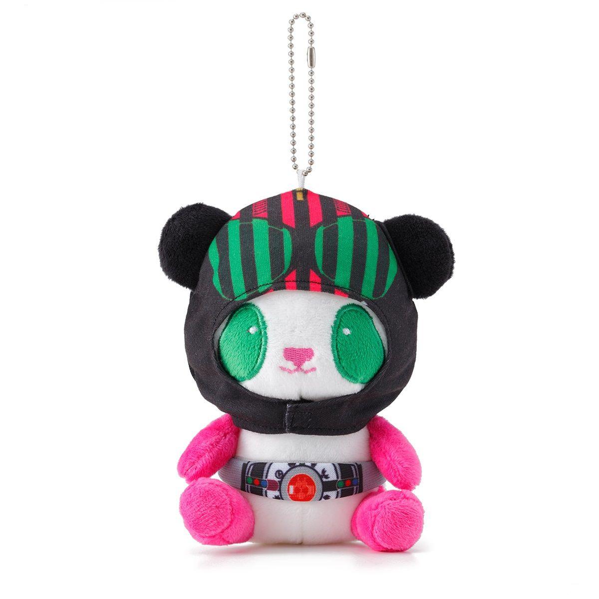 Kamen Rider Decade Panda Plushie