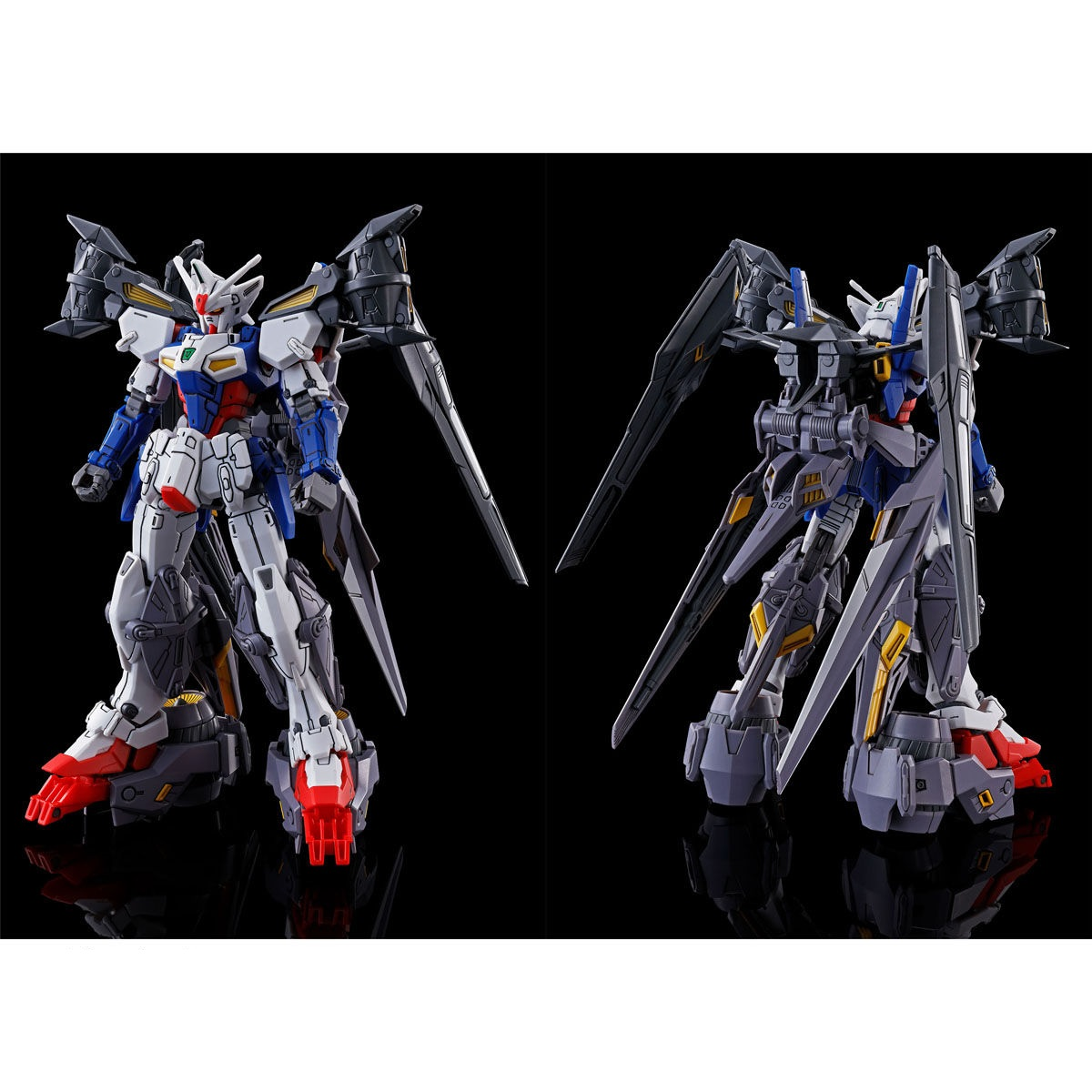 HG 1/144 ASSAULT BOOSTER & HIGH MOBILITY UNIT for GUNDAM GEMINASS 01 [Aug 2021 Delivery]