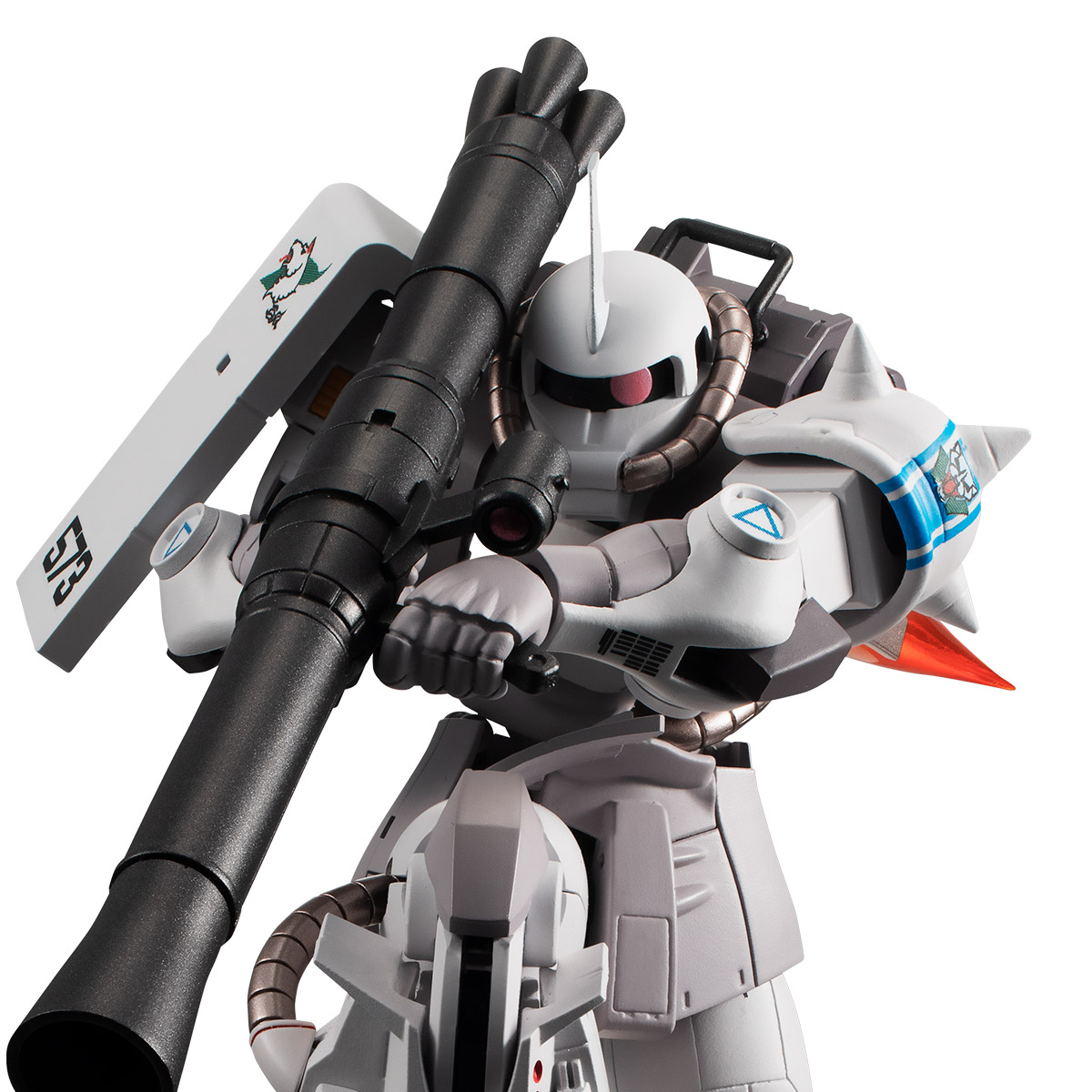 THE ROBOT SPIRITS <SIDE MS> MS-06R-1A ZAKU II HIGH MOBILITY TYPE SHIN MATSUNAGA'S CUSTOM MODEL ver. A.N.I.M.E.