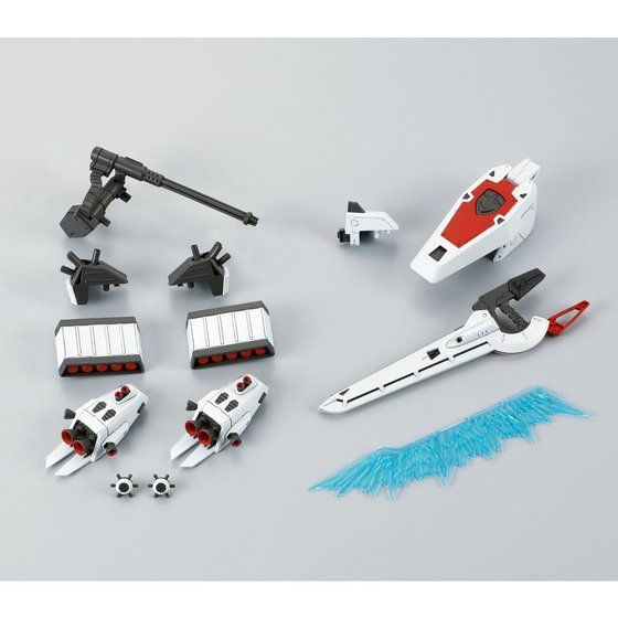 MG 1/100 MISSION PACK D-TYPE & G-TYPE for GUNDAM F90 [Jan 2021 Delivery]