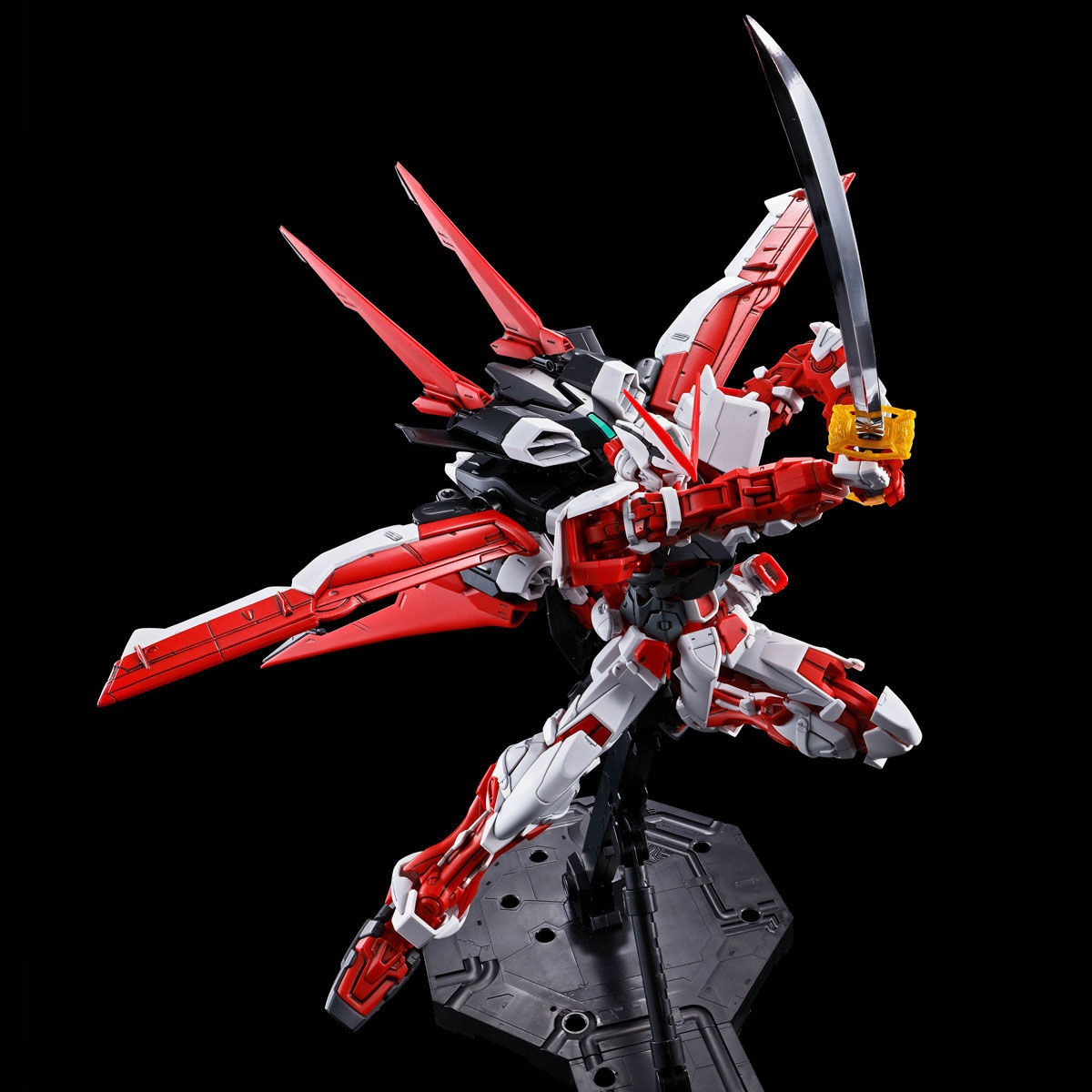 MG 1/100 FLIGHT UNIT EXPANSION SET for GUNDAM ASTRAY RED FRAME [Sep 2020 Delivery]
