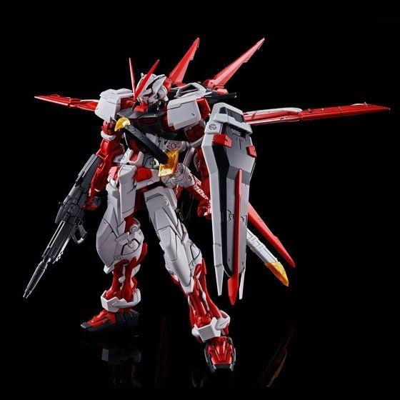 MG 1/100 FLIGHT UNIT EXPANSION SET for GUNDAM ASTRAY RED FRAME [Aug 2021 Delivery]