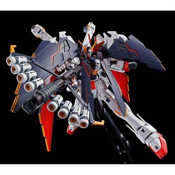 HG 1/144 CROSSBONE GUNDAM X1 FULL CLOTH [Aug 2021 Delivery]