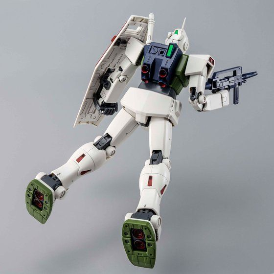 MG 1/100 GMⅡ(A.E.U.G COLOR Ver.) [Sep 2020 Delivery]