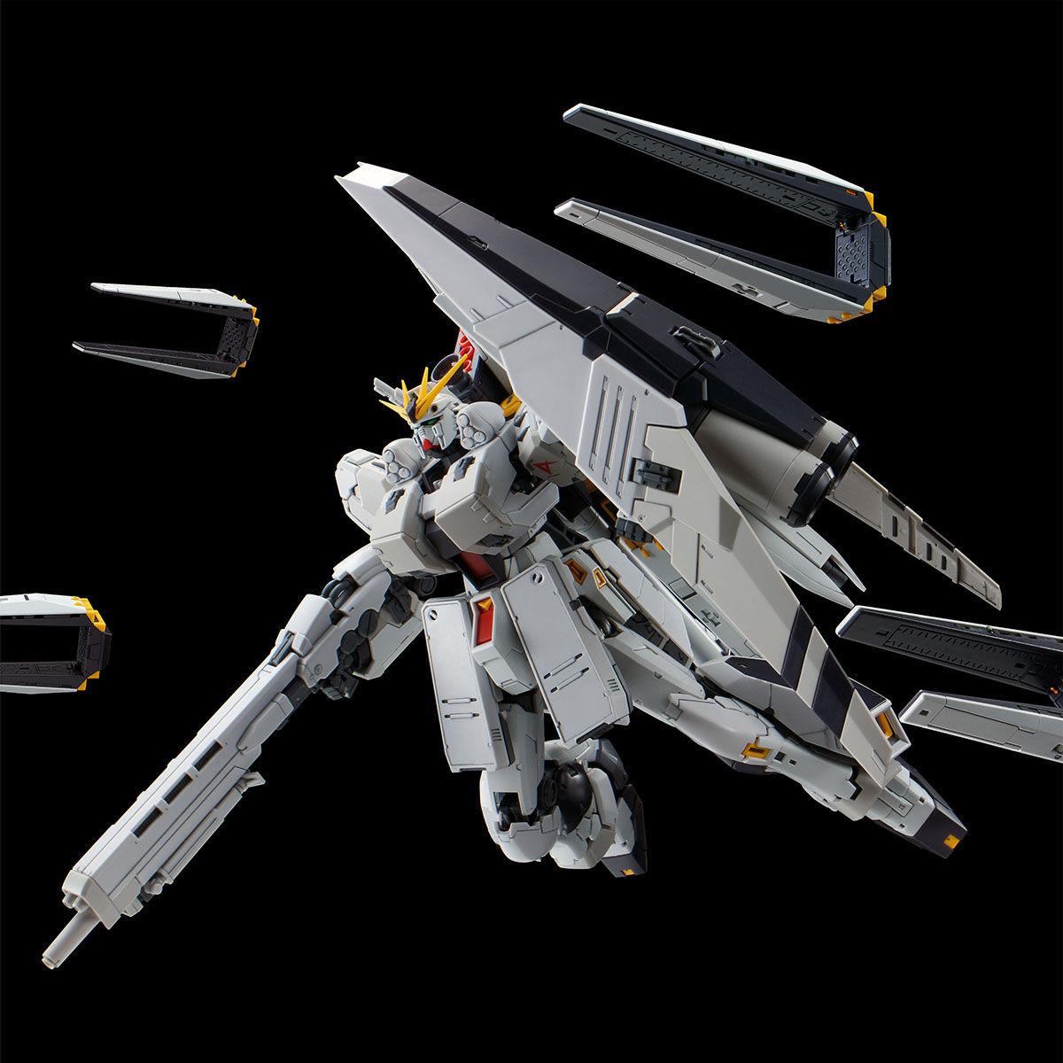 RG 1/144 ν GUNDAM HWS [Nov 2020 Delivery]