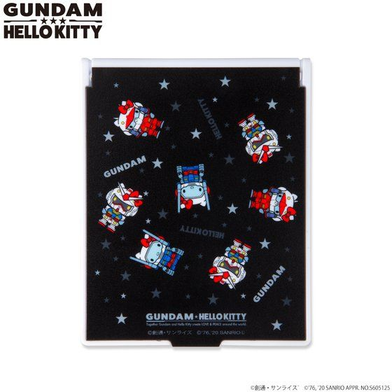 Mirror—Gundam vs Hello Kitty Reconciliation Project