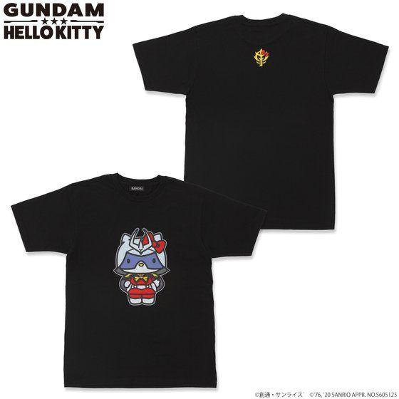 T-shirt—Gundam vs Hello Kitty Reconciliation Project